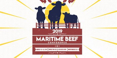 2019 Maritime Beef Conference