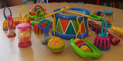 Baby Bounce and Rhyme (Garstang)