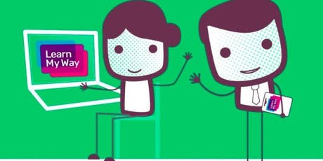 Get online with Learn My Way (Rawtenstall) #digiskills tickets