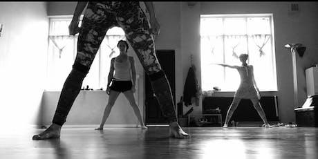 Yoga Dance Class tickets