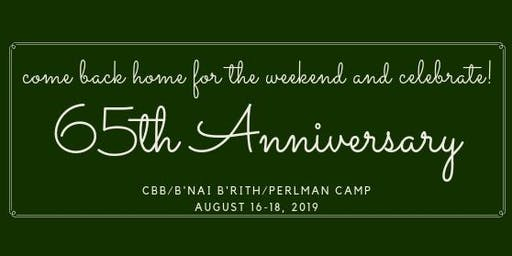65th Anniversary Alumni Reunion