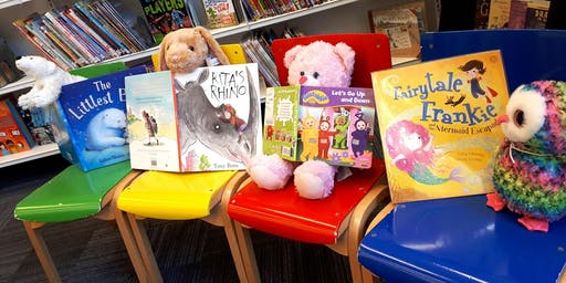 Sharing Stories - Storytime (Accrington)
