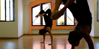 Advanced Yoga Dance Practice