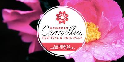 Newberg Camellia Festival & CPRD Run/Walk