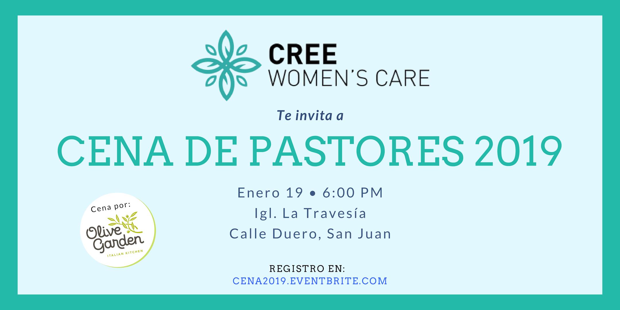 Cena de Pastores 2019