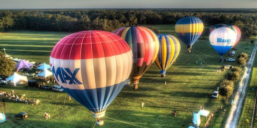 Greenville-Spartanburg Hot Air Balloon Festival
