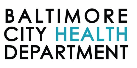 Baltimore City Health Department Naloxone Training tickets