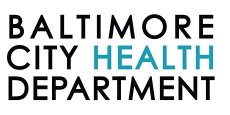 Baltimore City Health Department Naloxone Training tickets