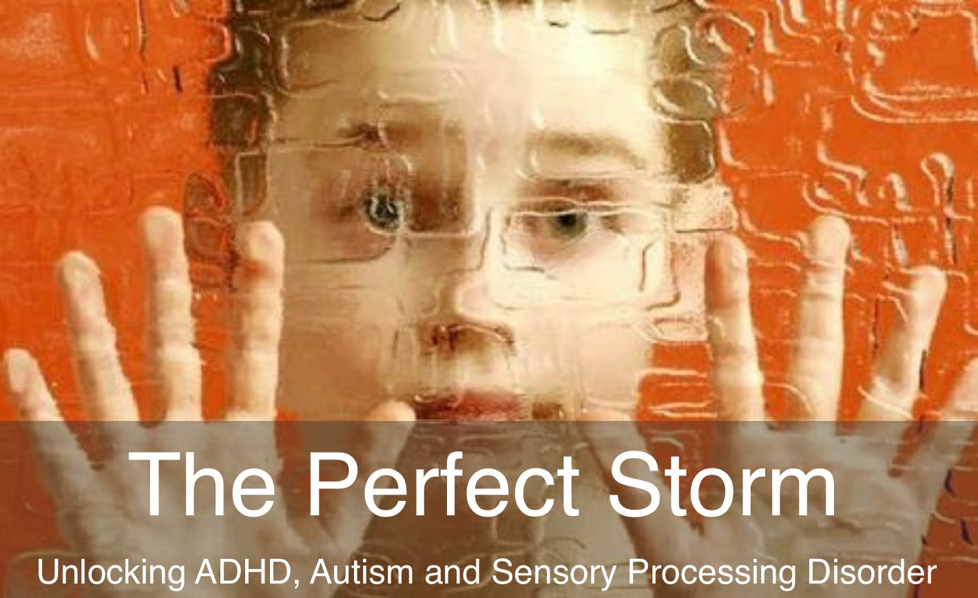 ADHD, Autism and Sensory Processing Workshop for Parents