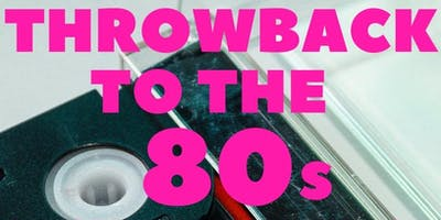 Throwback to the 80s