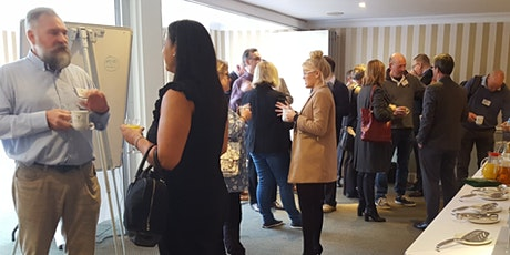 Connect Market Harborough Business Networking Breakfast Meeting tickets