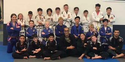 MN BJJ Summer Camp: Week 1 June 24 - 28, 2019