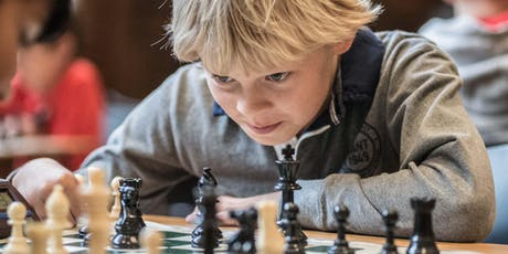 Hampshire Junior Open Chess Congress 2019 tickets