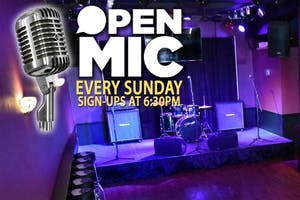 Open Mic Night at the Sherman Showcase