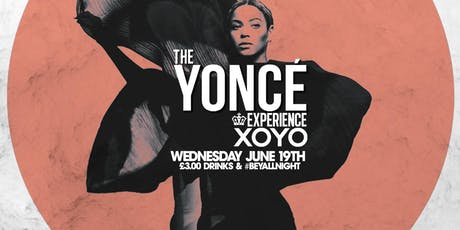 The Yonce Experience at XOYO tickets