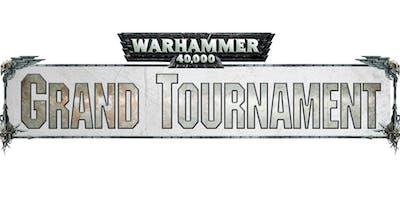 Warhammer 40,000 Grand Tournament 2019 Heat 4