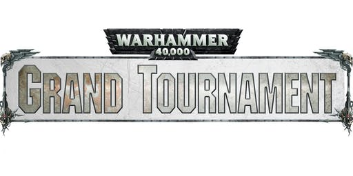 Warhammer 40,000 Grand Tournament 2019 Heat 4