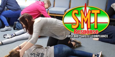 Home Educators Young Person's First Aid (8-16yrs)