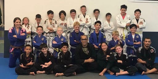 MN BJJ Summer Camp: Week 4 August 12 - 16, 2019