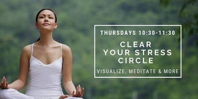 NJ Clear Stress with Conversation & Guided Clearing Meditation with Lois