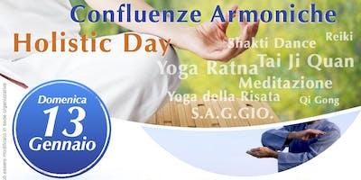 Holistic Day con Confluenze Armoniche a Cremona