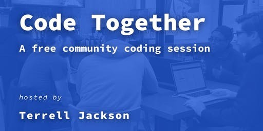 Code Together | Montgomery - A free community coding session