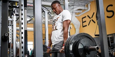 EXOS Strength and Power Performance Workshop - Plano
