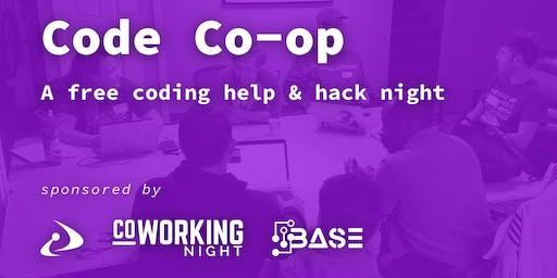 Code Co-op | Birmingham - A free coding help & hack night