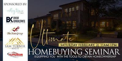 The Ultimate Homebuying  Seminar