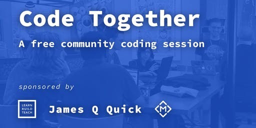 Code Together | Memphis - A free community coding session