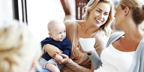 MomComm Irving/ Childcare Registration  tickets