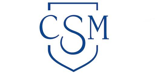 POST PELLETB Test at CSM: 9/18/2019