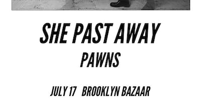 Synthicide presents: She Past Away with Pawns