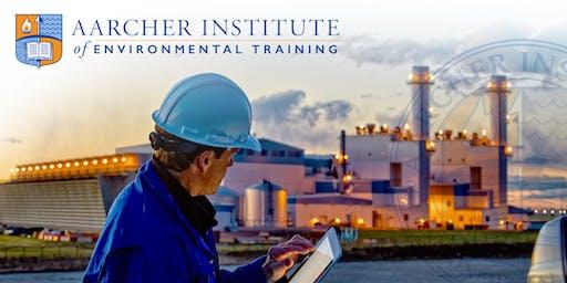 The Original Environmental Compliance Bootcamp Anchorage October 8 - 11, 2019