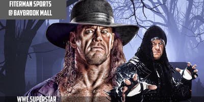 The Undertaker Meet & Greet - Autograph Signing