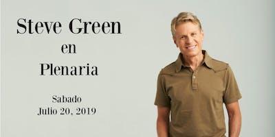 Steve Green en Plenarias-Preventa