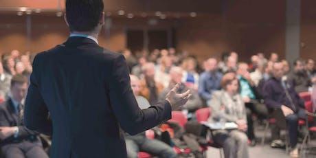 October 24 Investor Meeting tickets