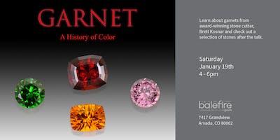 Garnet: a History of Color