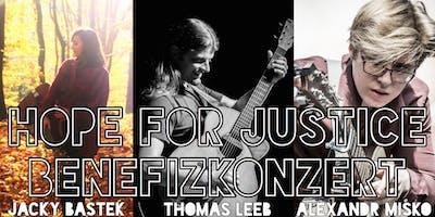 Hope for Justice Benefit Concert w/ Thomas Leeb, Jacky Bastek Alexndr Misko