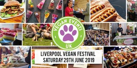 Liverpool Vegan Festival tickets