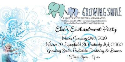 Elsa's Enchantment Party