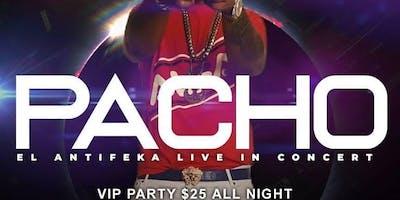 """Pacho Alkaeda """"El Antifeka"""" Live In Concert"""