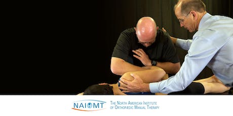 NAIOMT C-626 Upper Extremity [Salt Lake City] tickets