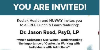 NUWAY & Kodiak Health Lunch & Learn