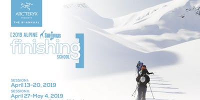 2019 SheJumps Alpine Finishing School presented by Arc'teryx