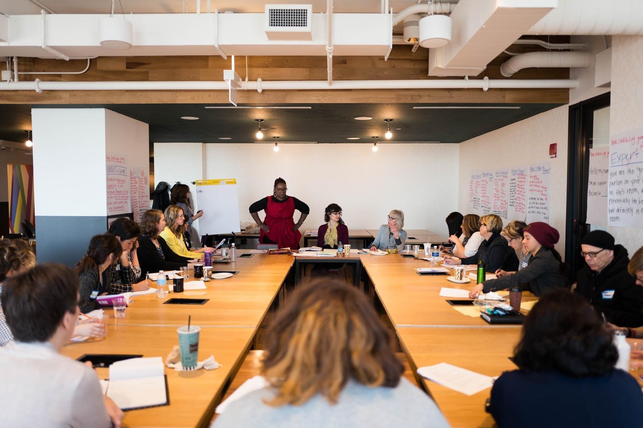 Write to Change the World - San Francisco, April 13, 2019