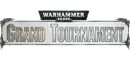 Warhammer 40,000 Grand Tournament 2019 Heat 2