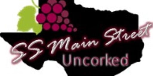 3rd Annual Main Street Uncorked-Wine and Music Festival