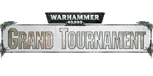 Warhammer 40,000 Grand Tournament 2019 Heat 1