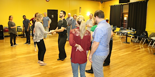 3-hr East Coast Swing Boot Camp Atlanta 2nd Saturday of each month
